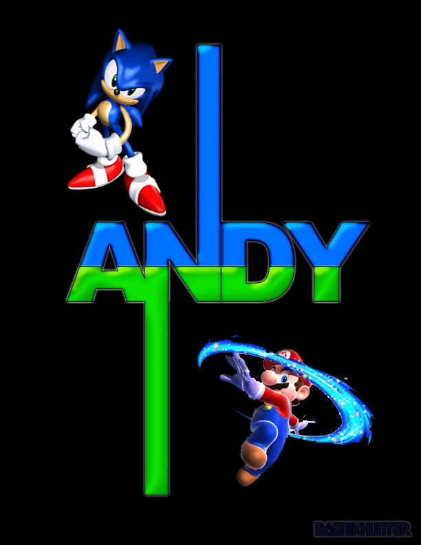 Andys name cone thing by badnikhunter on deviantart andys name cone thing by badnikhunter voltagebd Image collections