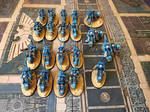 [WhWIP] Ultramarines, roll out!
