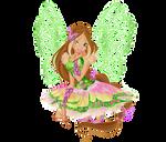 Flora Butterflyix
