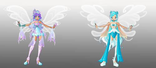 COM: Sera and Perle Gaix