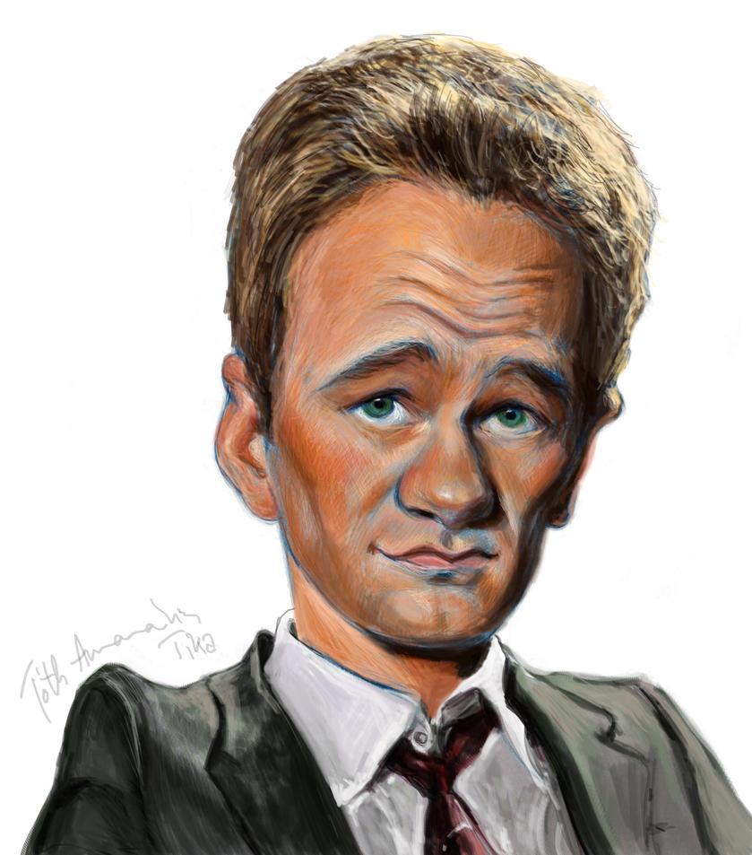 Barney Stinson by Mandala87