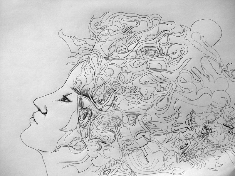 Lust of lines by Mandala87
