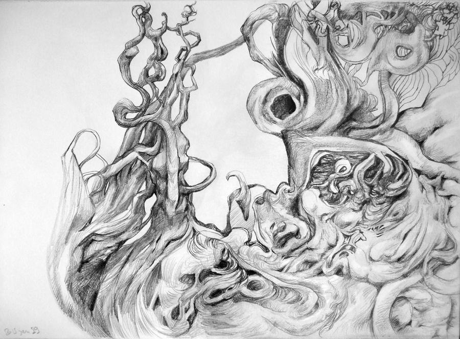 Arborescent I. by Mandala87