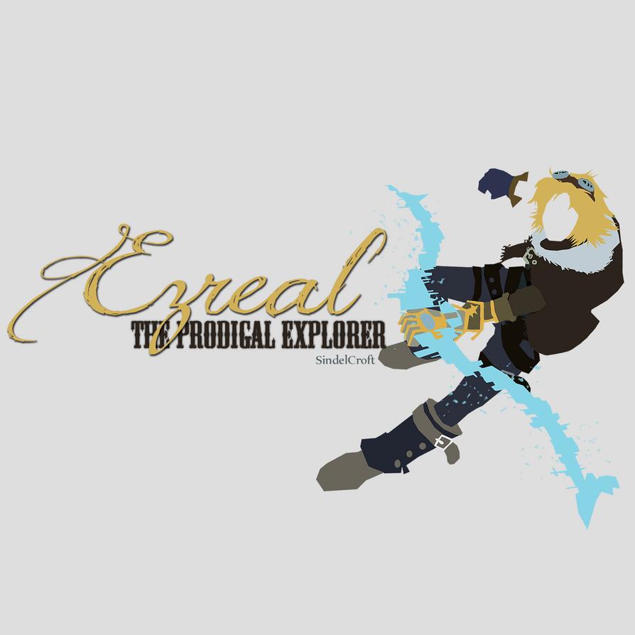Ezreal - The Prodigal Explorer by LaravsDoppelganger on ...