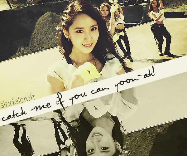 Catch me if you can [YoonA!] by LaravsDoppelganger