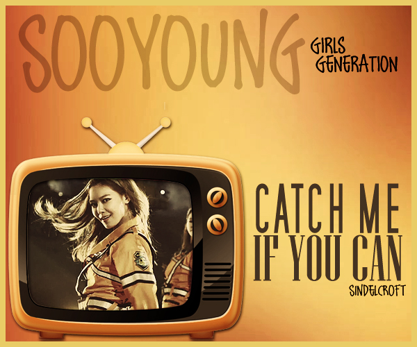 Catch me if you can [Sooyoung!] by LaravsDoppelganger