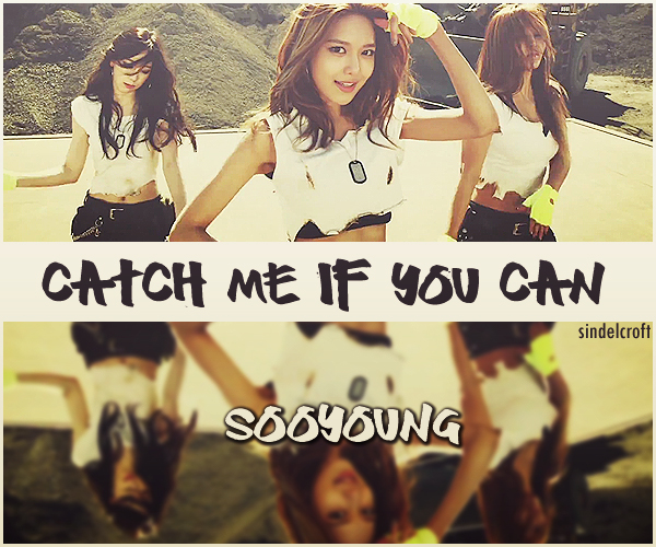 Catch me if you can [Sooyoung!] (2) by LaravsDoppelganger
