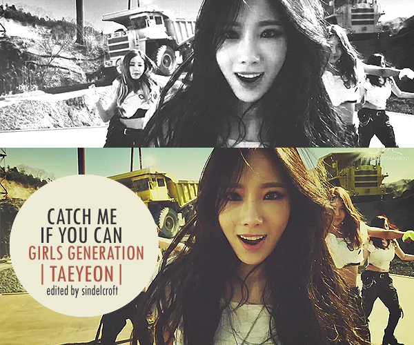 Catch me if you can [Taeyeon!] by LaravsDoppelganger