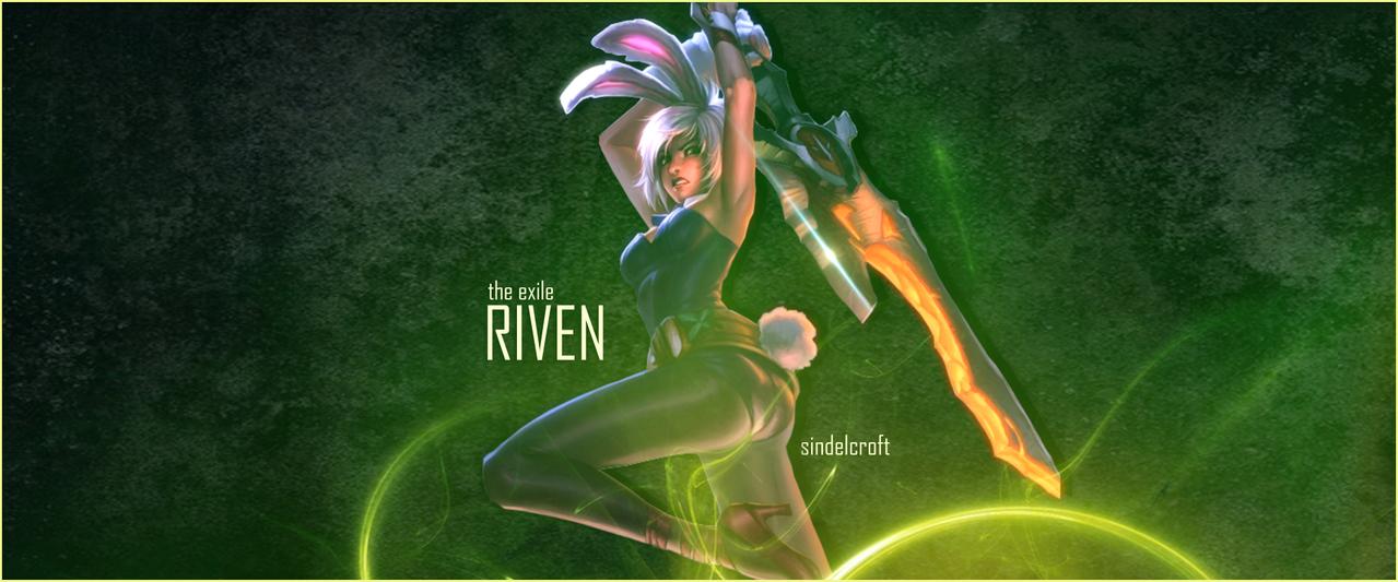 Riven The Exile by LaravsDoppelganger