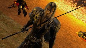 SFM Final Fantasy VII: Sephiroth