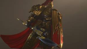 SFM Warhammer 40k: Custodes