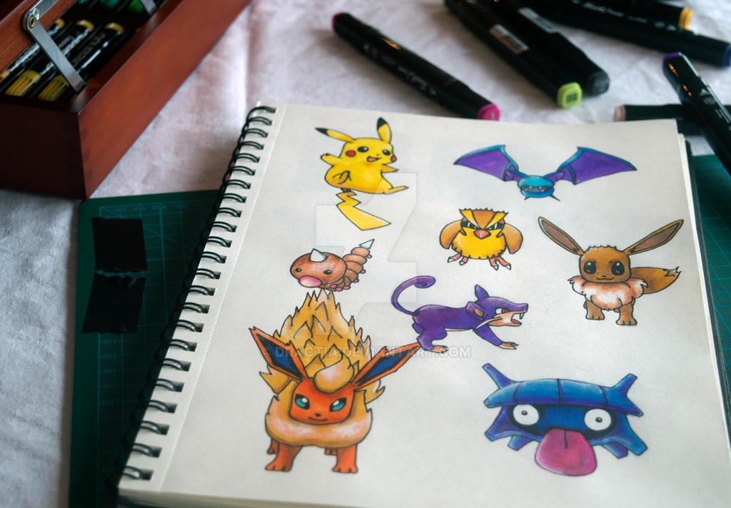 Study by Dractia