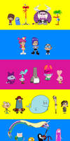 CN Character Group (2004-2014)