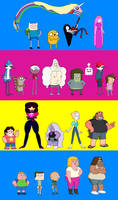 CN Character Group (2010-2014)