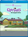 Clarence: The Complete Series Blu-ray (WB Archive)
