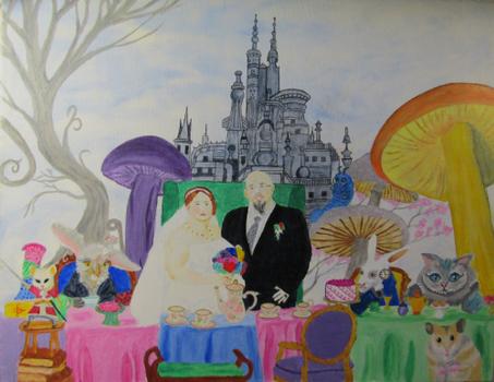 Wonderland Wedding