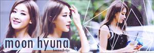 Moon Hyuna 01
