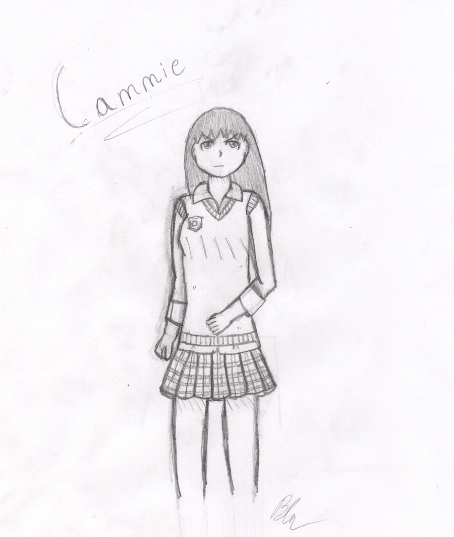Cammie Morgan Gallagher Girl By Lukadarkwater On Deviantart