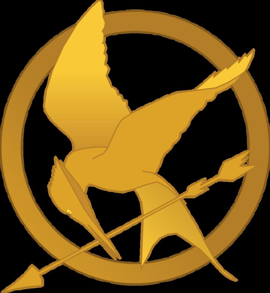 Hunger Games Mockingjay Symbol By Randomperson77 On Deviantart