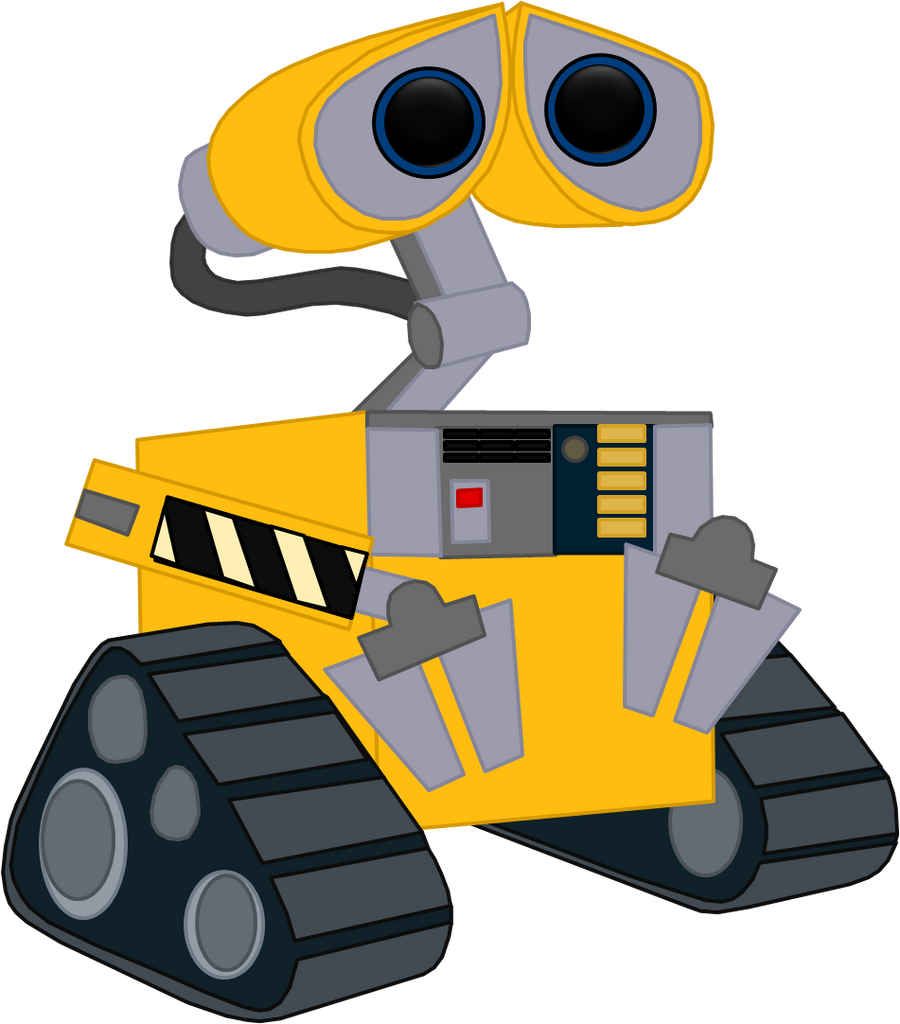 Wall-e by randomperson77 on DeviantArt