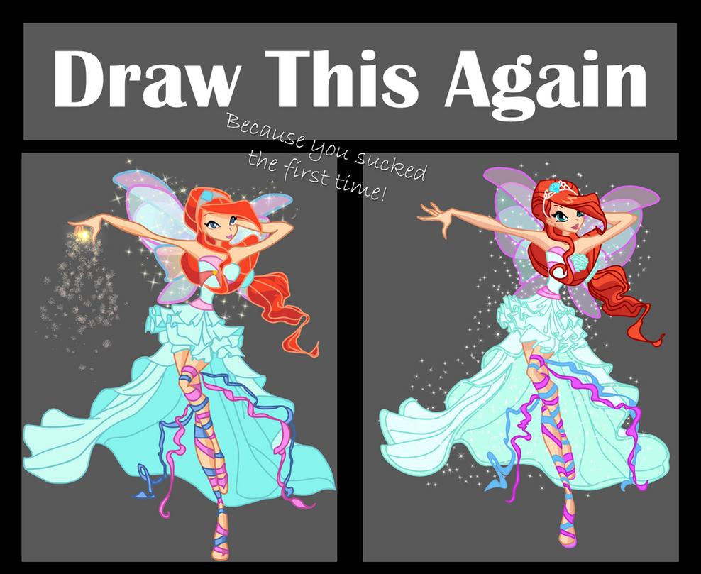 draw this again - photo #5