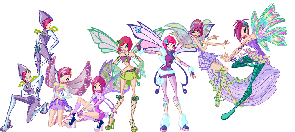 Winx Fairy Pet Backgrounds With Wings Cat Pink