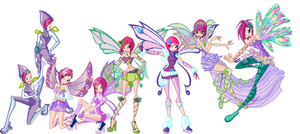 Tecna's Full Evolution by randomperson77