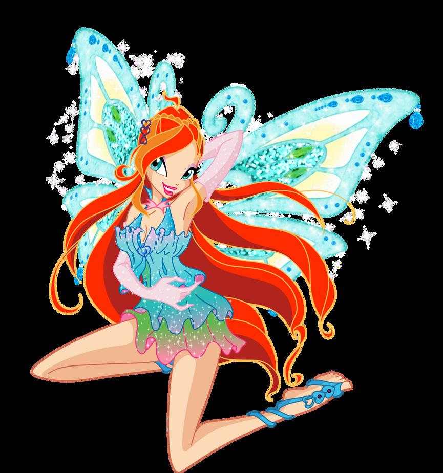 Sexy bloom enchantix by randomperson77 on deviantart - Winx club bloom enchantix ...