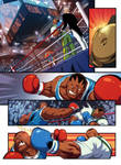 Dudley vs. Balrog Page 1