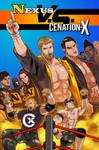 Nexus V.S. Cenation-X