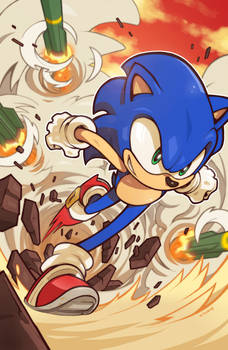 Sonic 272 Cover
