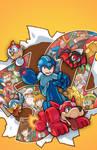Mega Man 50 Cover