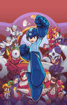 Mega Man 49 Cover