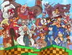 Sonic the Hedgehog Cover 275