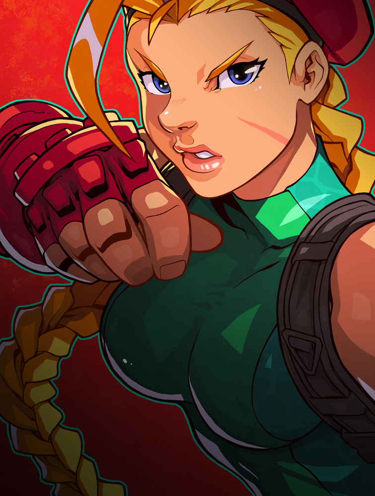 BAIT X UDON Cammy by edwinhuang