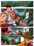 Street Fighter Unlimited Issue 5 - Preview 1