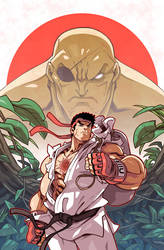 Street Fighter Unlimited Issue 1