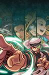 Street Fighter V FCBD Cover