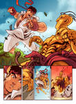 Street Fighter Unlimited Issue 6 - Page 1