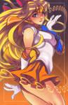 Sailor Venus (5 of 5)