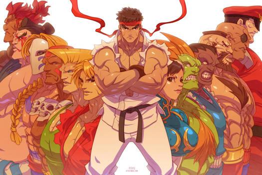 The World Warriors
