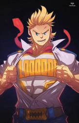 Mirio by edwinhuang