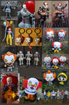 My Collection IT Pennywise