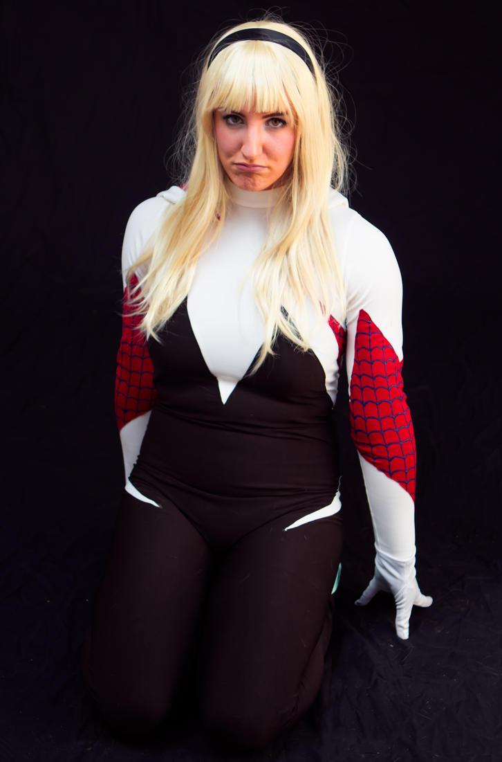 Spider Gwen #2 by MiaMight