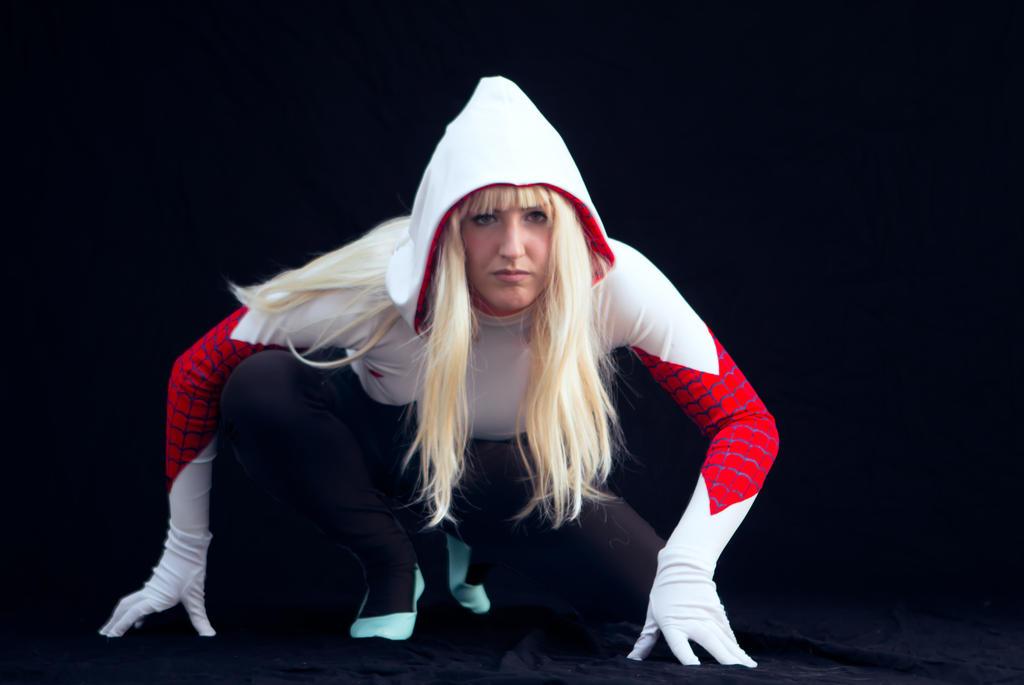 Spider Gwen #3 by MiaMight