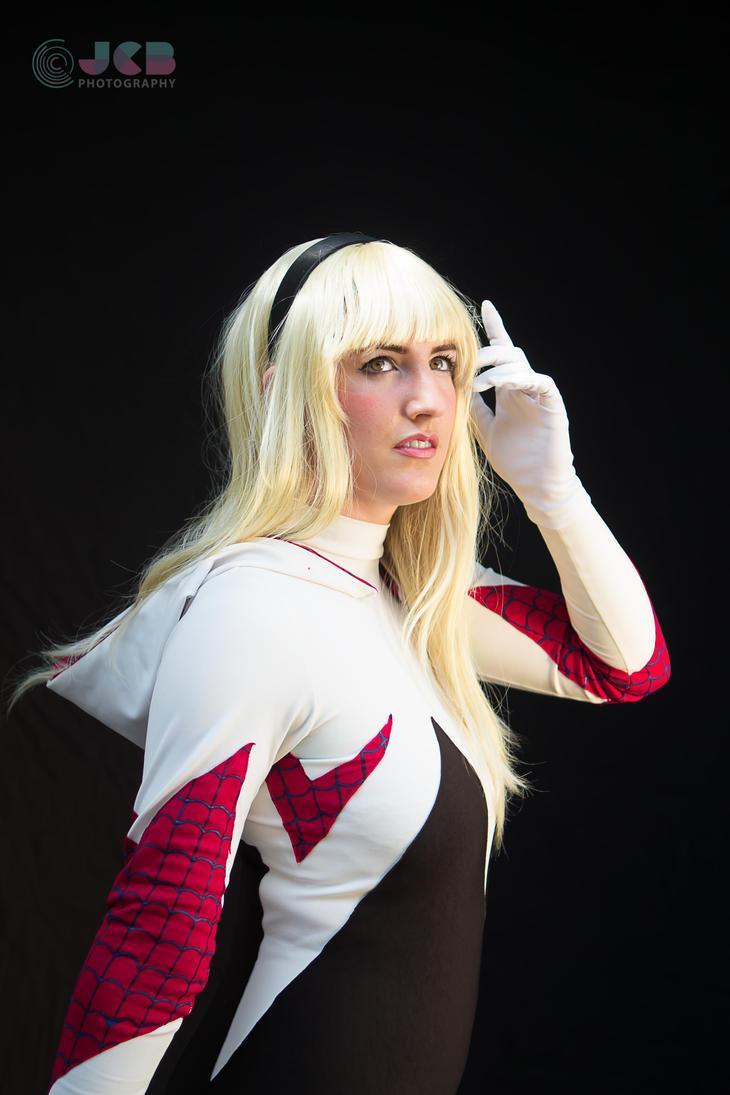 Spider Gwen 4 by MiaMight