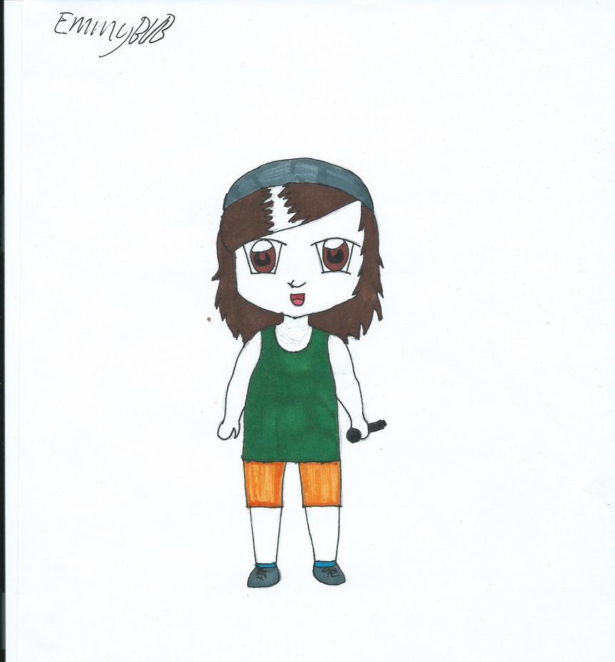 Vic chibi by EmmyBVB