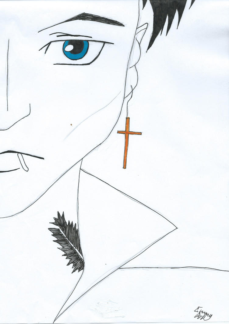 Anime Andy Biersack by EmmyBVB