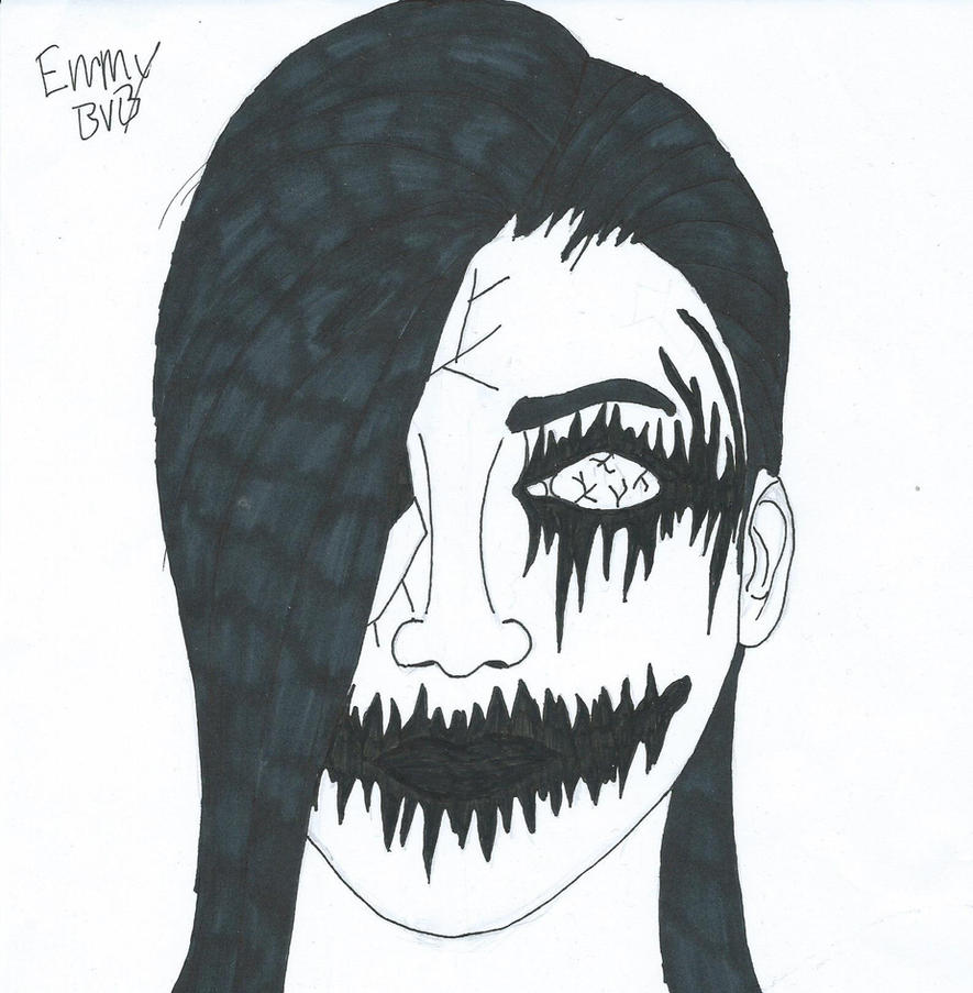 Halloween Make- up by EmmyBVB