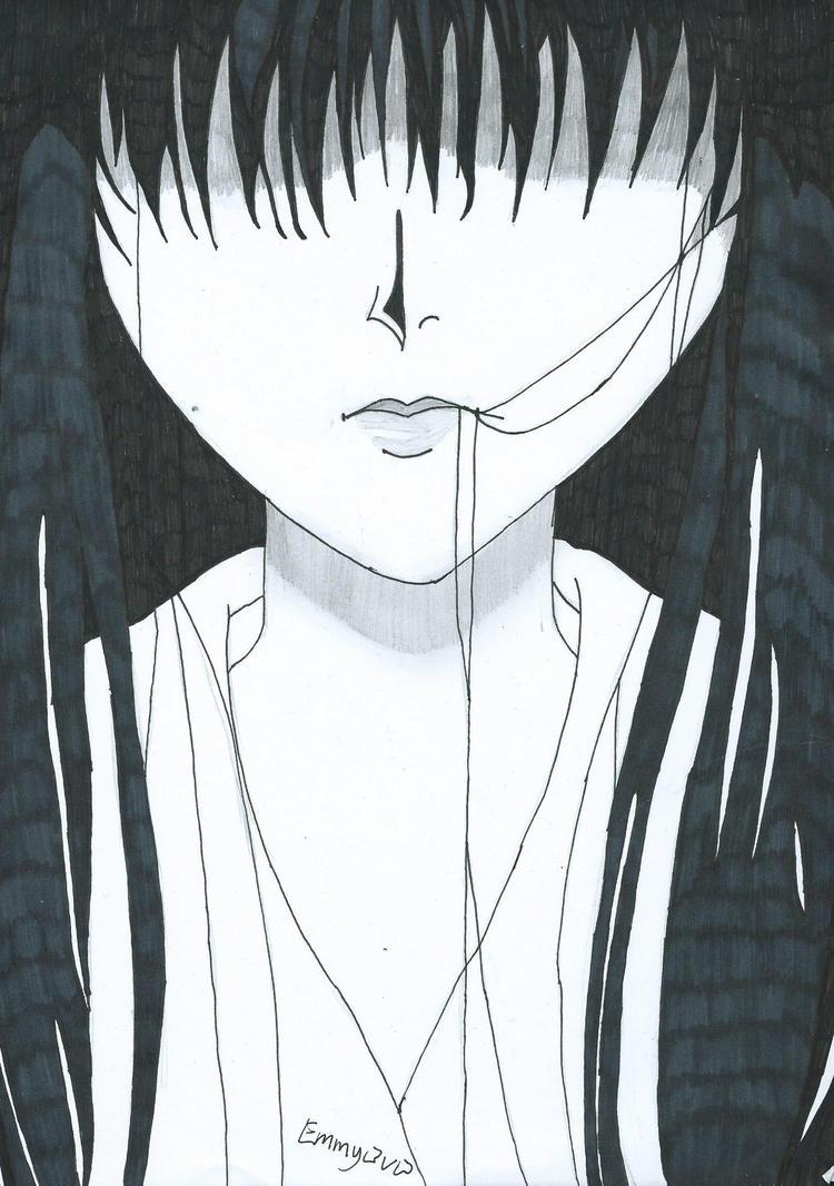 Sunako Nakahara by EmmyBVB